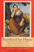 Sacrificed For Honor Italian Infant Aban