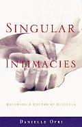 Singular Intimacies Becoming A Doctor