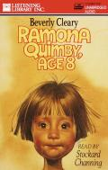 Ramona Quimby 06 Ramona Quimby Age 8 Unabridged