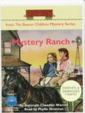 Boxcar Children Mystery Ranch Cassettes