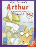 Marc Brown's Arthur Chapter Books: Arthur and the Crunch Cereal Contest, Arthur Accused!, Locked in the Library
