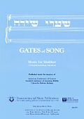 Gates Of Song Shaarei Shirah Music For S