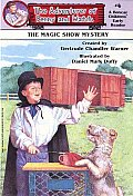 Boxcar Children Benny & Watch 04 Magic Show Mystery