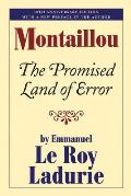 Montaillou The Promised Land Of Error