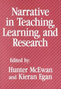 Narrative in Teaching, Learning and Research