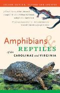 Amphibians & Reptiles of the Carolinas and Virginia