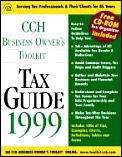 Cch Business Owners Toolkit Tax Guide 2000
