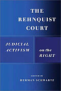 Rehnquist Court Judicial Activism On