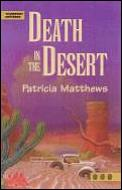Death In The Desert Thumbprint Mystery