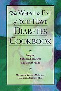 What To Eat If You Have Diabetes Cookbook K