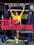 Static Contraction Training How To Gai