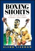 Boxing Shorts 1001 Of The Sports Fun
