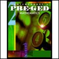 Contemporarys Pre Ged Mathematics