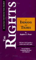 Rights Of Indians & Tribes Basic Aclu