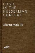 Logic in the Husserlian Context