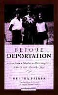Before Deportation Letters from a Mother to Her Daughters January 1939 December 1942