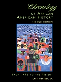 Chronology of African American History 2