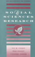 Social Sciences Research Writing Strategies for Students