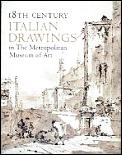 18th Century Italian Drawings In The Met