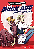 Much Ado About Nothing Manga Shakespeare