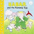 Babar & The Runaway Egg 8x8