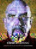 Close Reading Chuck Close & the Art of the Artist Portrait