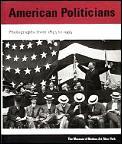 American Politicians Photographs 1840