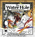 Water Hole Coloring Book