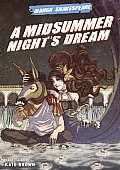 A Midsummer Nights Dream Manga Shakespeare