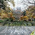 Strawberry Fields Central Parks Memorial to John Lennon