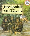 Jane Goodall & Wild Chimpanzee