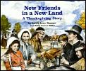 Steck-Vaughn Stories of America: Student Reader New Friends in a New Land, Story Book