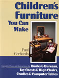 Childrens Furniture You Can Make Complet