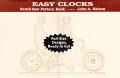 Easy Clocks Scroll Saw Pattern Book