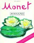 Monet Art Activity Pack