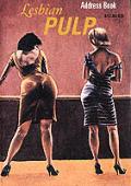 Lesbian Pulp Address Book