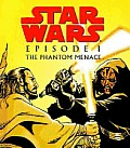 Phantom Menace Star Wars Mini Book