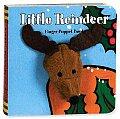 Little Reindeer [With Finger Puppet]