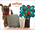 Softies Simple Instructions for 25 Plush Pals With Patterns