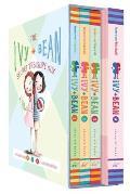 Ivy & Bean Secret Treasure Box Books 1 to 3 plus a secret surprise