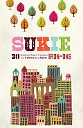 Sukie Iron Ons 30 Sheets of Fabric Transfers for T Shirts & More