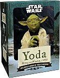 Yoda Doll with Book: Bring You Wisdom, I Will