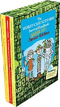 Worst Case Scenario Junior Editions Boxed Set