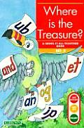 Get Ready, Get Set, Read!/Set 2||||Where is the Treasure?