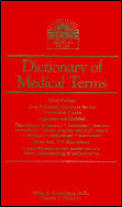 Dictionary Of Medical Terms 3rd Edition