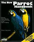 Barron's Pet Handbooks||||New Parrot Handbook, The