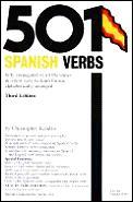 501 Spanish Verbs 3rd Edition