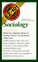 Sociology Barrons Ez 101 Study Keys