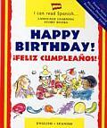 I Can Read SpanishÂ...Language Learning Story Books    Feliz Cumpleanos!