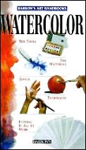 Barron's Art Handbooks||||Watercolor